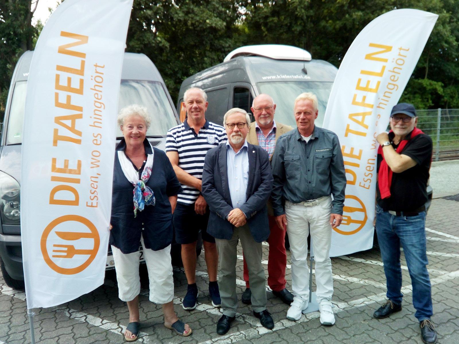 Kieler Tafel e.V. Vorstand 2017