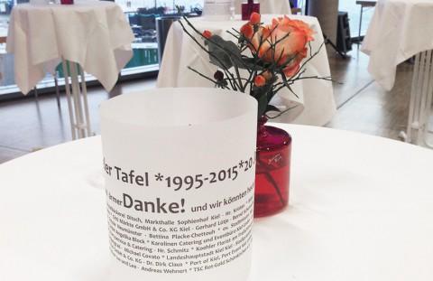 Kieler Tafel Rückblick 2015