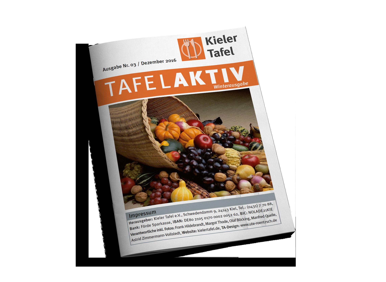 TafelAktiv Winterausgabe 2016